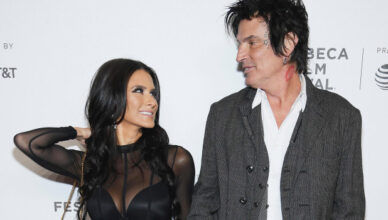 Tommy Lee of Mötley Crüe's wife, Brittany Furlan Lee Shares A Hot Video