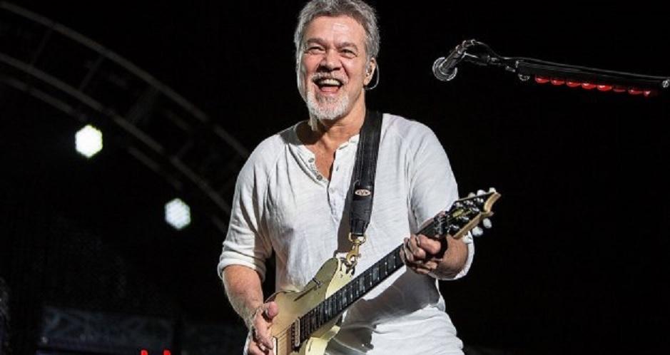 Eddie Van Halen Has Shared a Really Cute Photo of His Son Wolfgang Van Halen